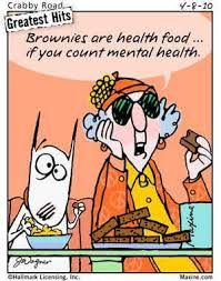 maxine brownies