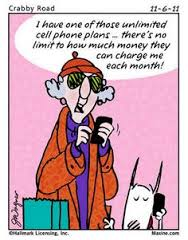 maxine cell phones