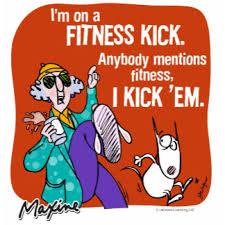 maxine fitness